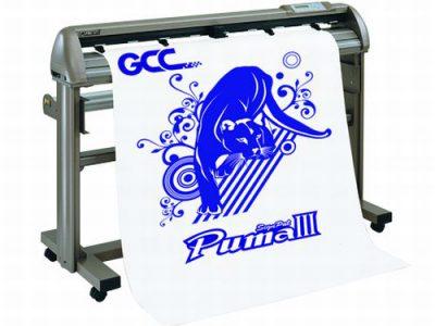 Máy cắt bế decal GCC Puma III (Đài Loan)