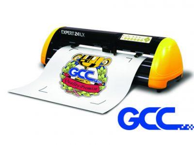 Máy cắt bế decal GCC Expert24 LX (Đài Loan)