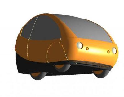 Công nghệ In ấn mới cho phép in..ra Ô tô từ máy in 3D