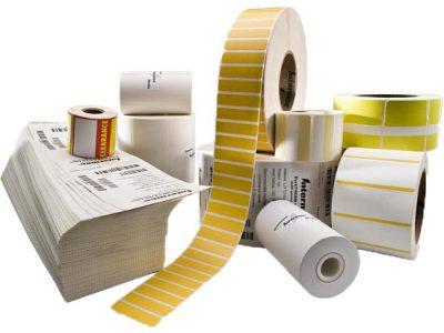 Các loại giấy in tem mã nhãn vạch
