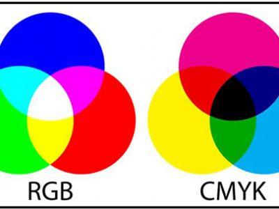 Hệ màu trong thiết kế in ấn