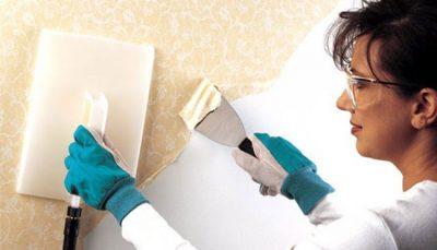 Hướng dẫn gỡ bỏ decal dán tường trang trí