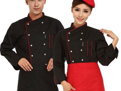 In áo đồng phục nhà hàng