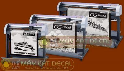 Máy cắt bế Mimaki CG-75FXII