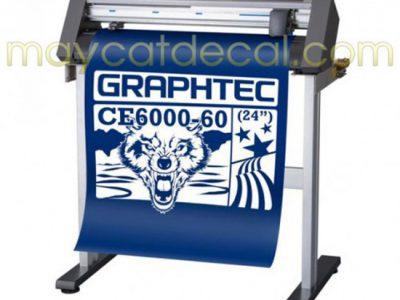 Máy cắt chữ Graphtec CE6000