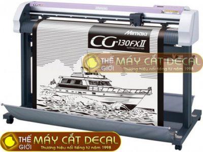 Máy cắt đề can Mimaki CG – 130 FXII